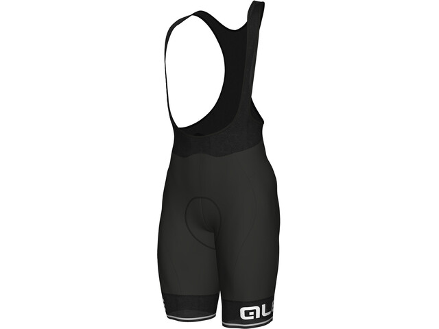 Alé Cycling Corsa Bib Shorts Herr black-white